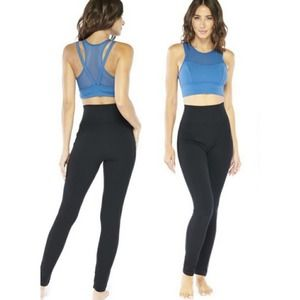 NEW Electric Yoga High Waisted Ribbed Legging XS/S